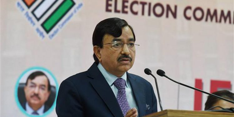 Sushil Chandra to take over as new Chief Election Commissioner of India on Tuesday 1