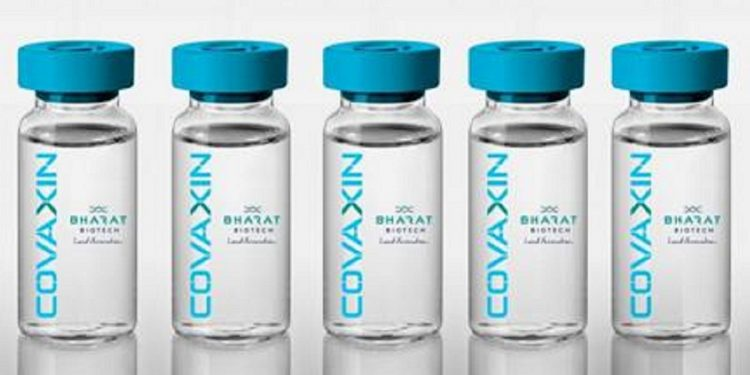 Covaxin 'neutralises' Indian double mutant strain of COVID-19 1