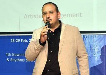 Senior journalist from Assam Aiyushman Dutta succumbs to COVID-19 1