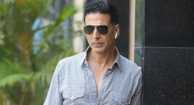 Actor Akshay Kumar