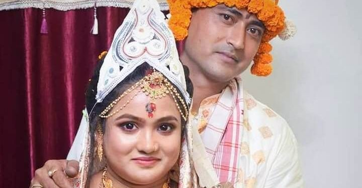 34-year-old Deka, a resident of Dekapara area of Bhabanipur in Baksa district, got married just three months back.