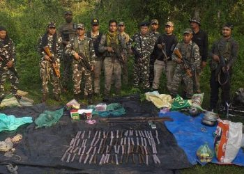 Assam: Setback for newly formed Bodo outfit NLFB, huge cache of arms and explosives recovered 3
