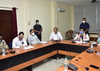Assam CM in AMCH