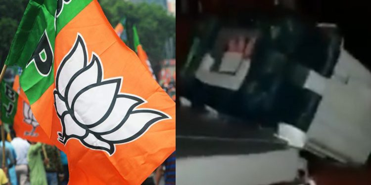 Assam EVMs recovery row: After 'caught red-handed', BJP gives 'goodwill gesture' excuse 1