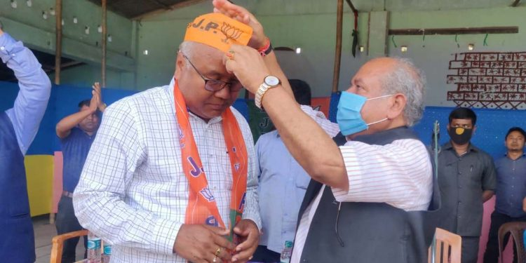 Tamulpur BPF candidate