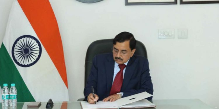 CEC Sushil Chandra