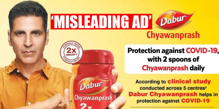 Dabur publishes 'misleading' advertisement, says Chyawanprash 'prevents' COVID-19 without scientific research 1