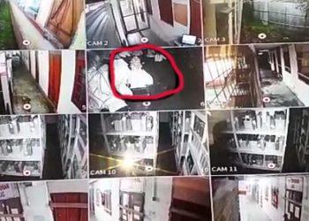CCTV footage Congress