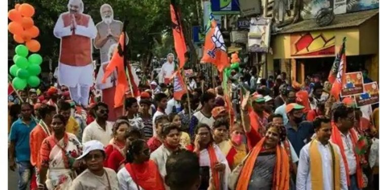 Bengal Assembly polls: Election Commission banns roadshows and bike rallies due to surge in Covid-19 cases 1