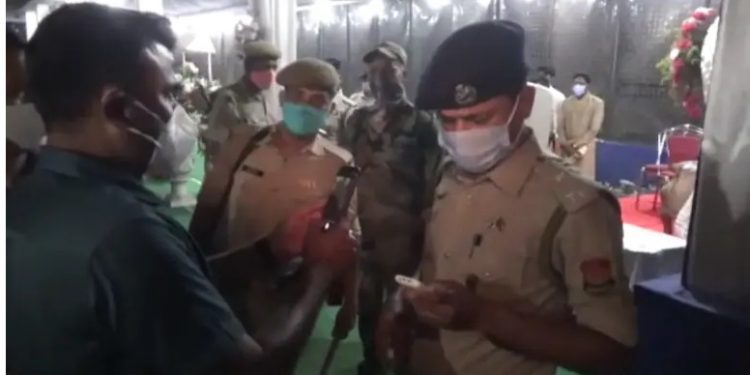 West Tripura DM draws flak for manhandling people at wedding party in Agartala 1