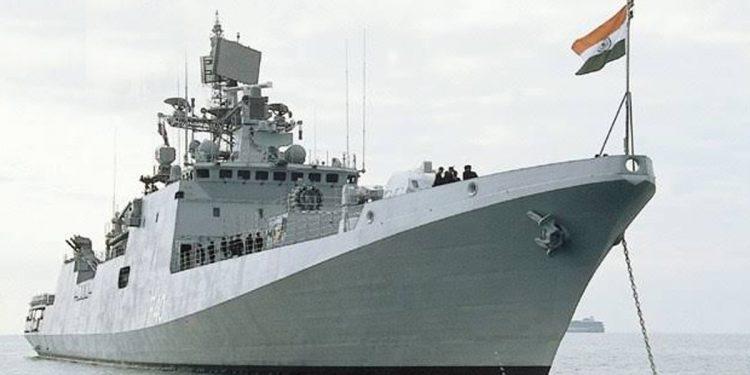 DRDO Naval ship