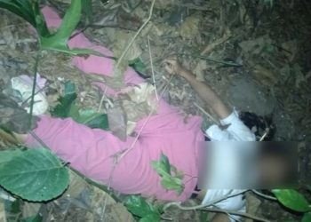 Dead body recovered in North Tripura