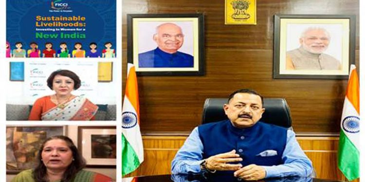 DoNER Minister Dr Jitendra Singh