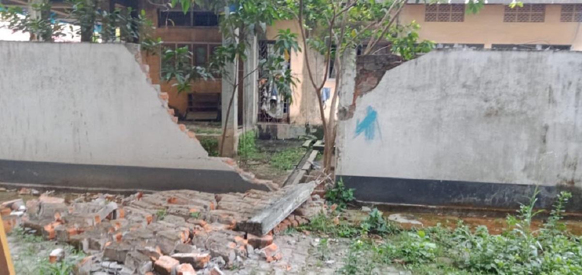 Massive earthquake measuring 6.7 magnitude jolts Assam, other Northeast States 2