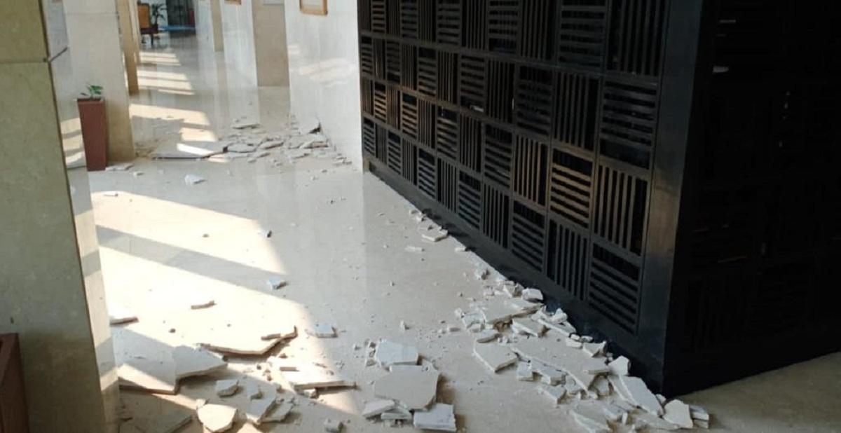 Massive earthquake measuring 6.7 magnitude jolts Assam, other Northeast States 3