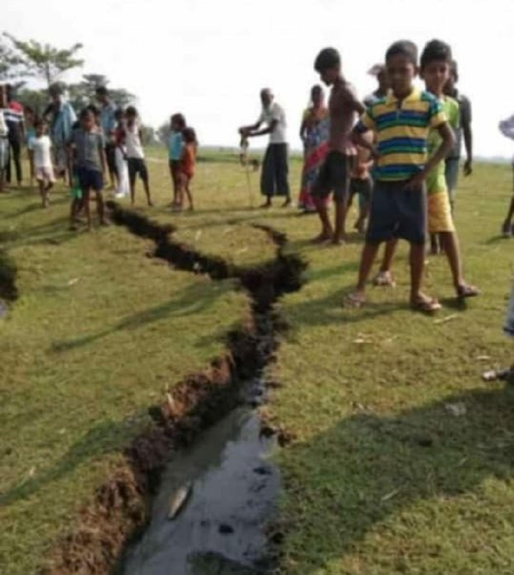 Massive earthquake measuring 6.7 magnitude jolts Assam, other Northeast States 1