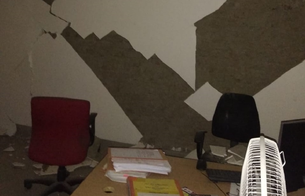 Massive earthquake measuring 6.7 magnitude jolts Assam, other Northeast States 11