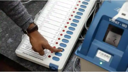 Assam Assembly election: EVMs found in BJP MLA's vehicle hours after conclusion of phase II polls 1