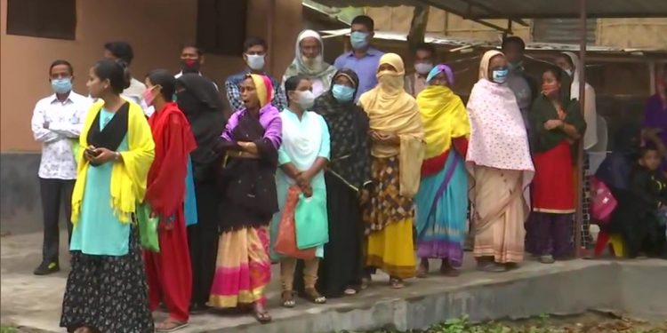 Voting for second phase of Assam Assembly elections starts 1