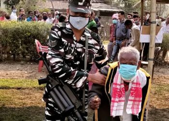 Photo credit: Assam Police