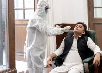 Former Uttar Pradesh CM Akhilesh Yadav tests COVID-19 positive 1