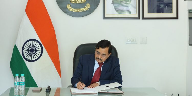 Sushil Chandra takes charge as new Chief Election Commissioner of India 1