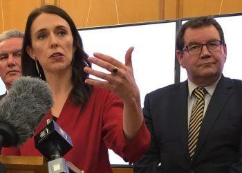 New Zealand PM Jacinda Ardern (File image)