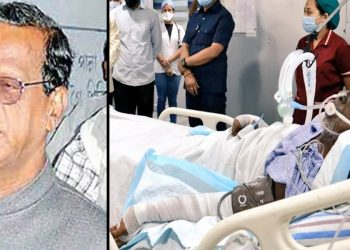 Former Assam CM Bhumidhar Barman passes away 1