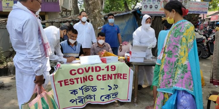 Assam's COVID-19 woes rise: 14 deaths and 1844 fresh cases, positivity rate shoots up to 5.48% 1