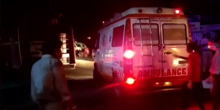 13 COVID-19 patients killed in fire at hospital in Maharashtra 1