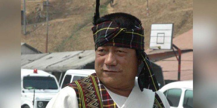 Former Mizoram minister