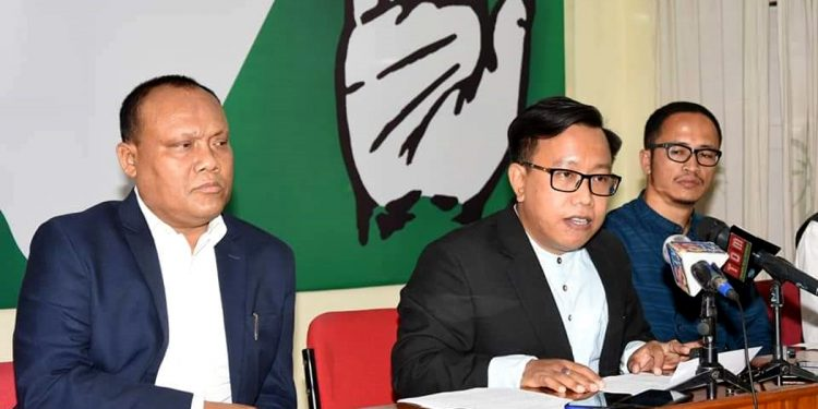 Name ministers, MLAs involved in drugs crimes: Manipur Congress dares BJP-led State Government 1
