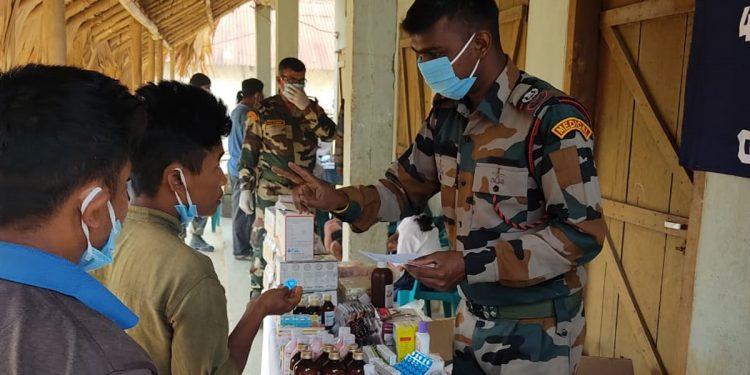 Arunachal Pradesh: Assam Rifles troopers sensitize villagers on COVID-19 in Longding 1