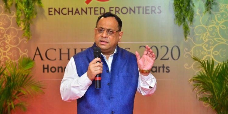 """Jaideep Saikia on """"National Security: Challenges Ahead"""" 1"""
