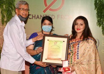 Assam: Nishita Goswami, IPS officer Diganta Borah among Achiever 2020 Awardees 1