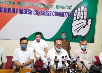 Manipur Congress questions BJP-led State Government over non-release of MNREGA funds 5