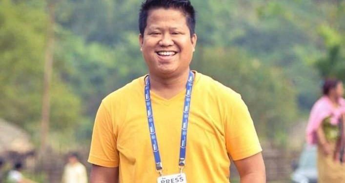 Arunachal scribe killed in road accident in Changlang district 1
