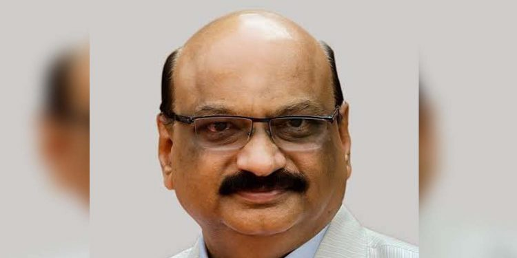Justice Mohan M Shantanagoudar