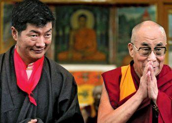 China has nothing to do in Dalai Lama succession process, says Lobsang Sangay 7
