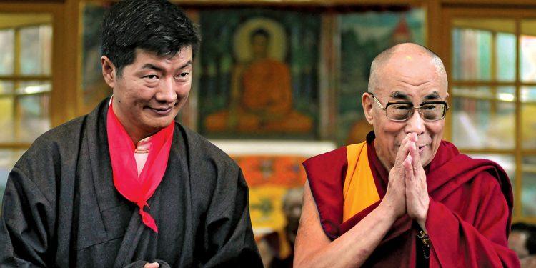 China has nothing to do in Dalai Lama succession process, says Lobsang Sangay 1