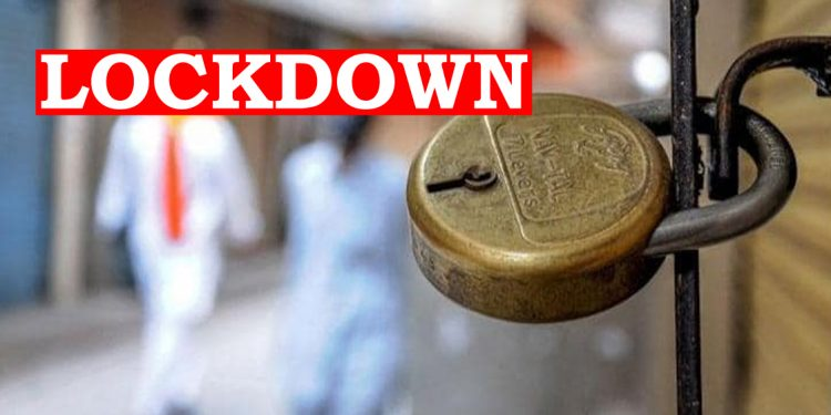 COVID-19 havoc: Total lockdown announced in Jharkhand 1