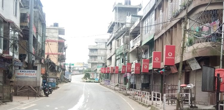 Mizoram announces 7-day lockdown in Aizawl and 10 other districts 1