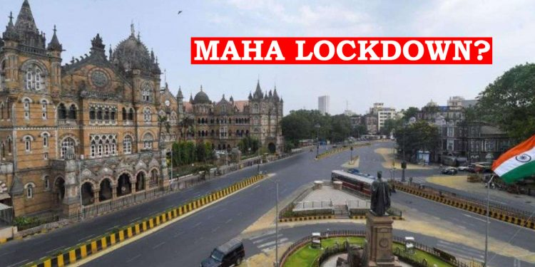 Maharashtra Government mulls total lockdown in State from tomorrow, announcement likely soon 1