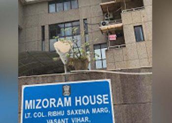 Mizoram House in Delhi