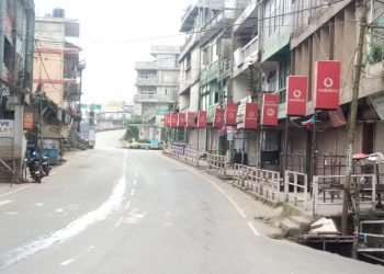 Partial lockdown in Mizoram extended for 7 more days 3