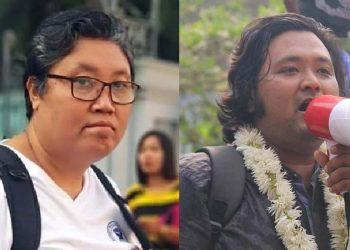 Myanmar arrest