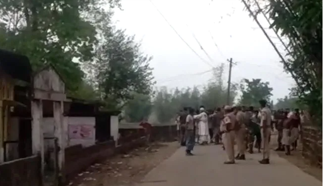The clashes broke out at Sonai in Cachar district as voting for the second phase of the Assam Assembly election was about to end.