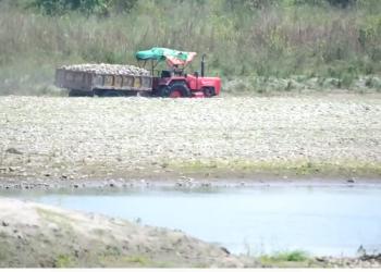Assam: Massive illegal stone mining poses threat to Nameri National Park 1
