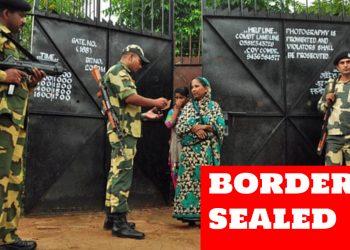 COVID-19 crisis: Bangladesh seals border with India 1