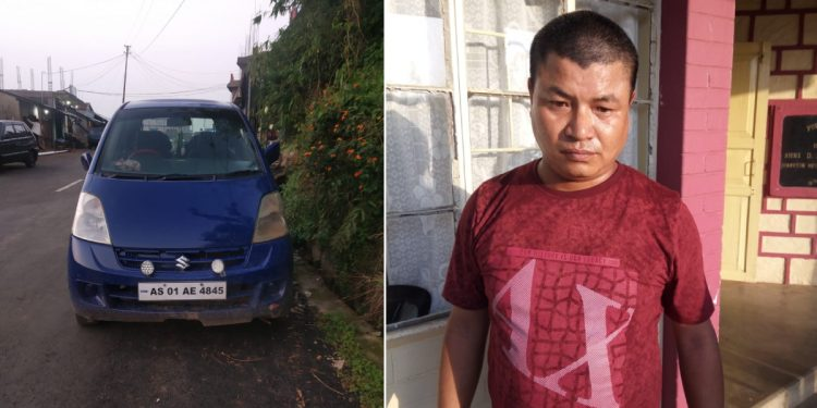 Meghalaya: Top leader of Assam-based militant outfit NLFB arrested 1